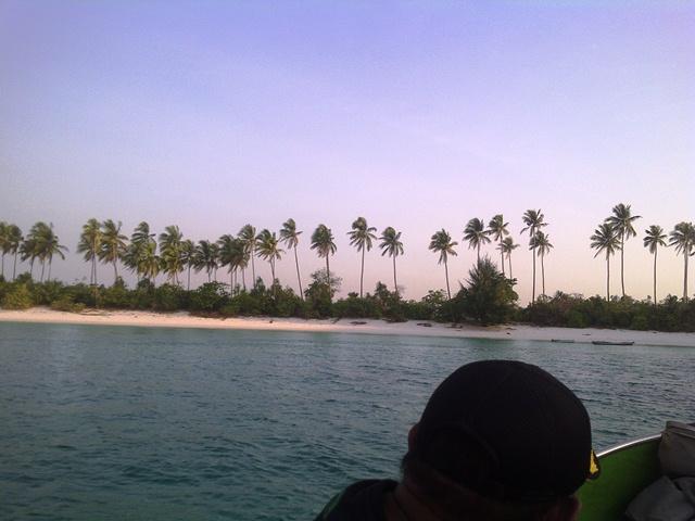 Di Banggai Laut Hatiku Terpaut My Duty My Trip My Adventure